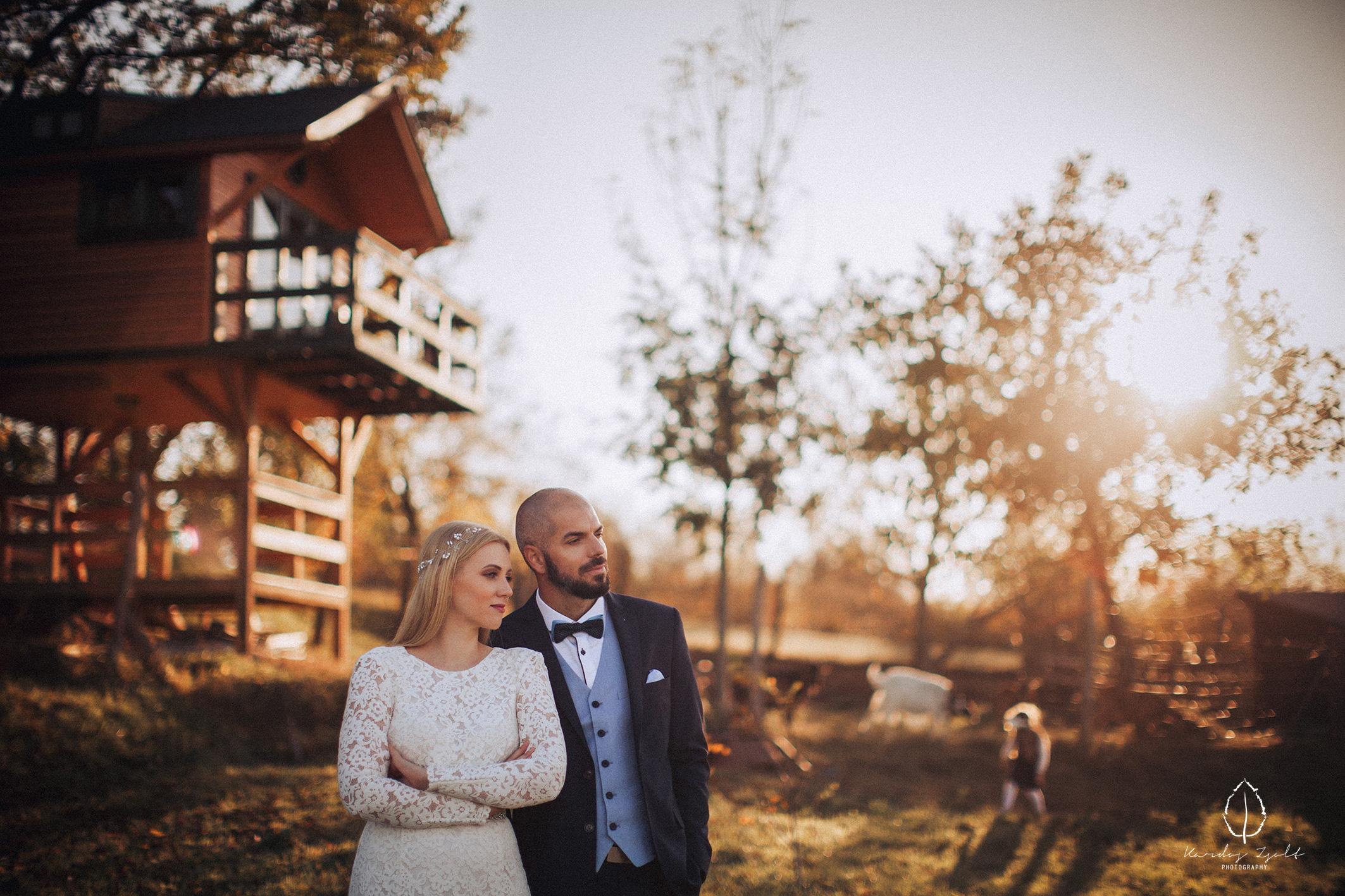 Melinda és Gábor